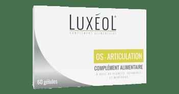 Luxéol Os-Articulation un complément alimentaire