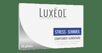 Luxéol Stress-Sommeil un complément bien être