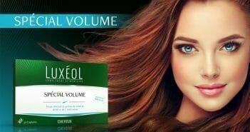 luxeol special volume pour des cheveux moins plats